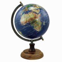 Geografi & Topografi