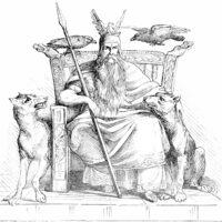 Sagn, Saga & Nordisk mytologi