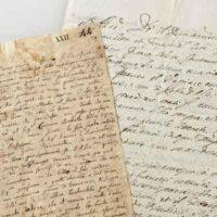 Breve & dagbøger