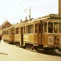 Jernbaner, tog & sporvogn
